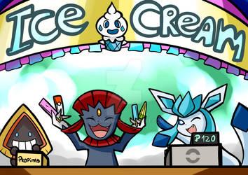 Pokemarket ! by ToonHoshi