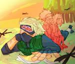 kakashi's memory