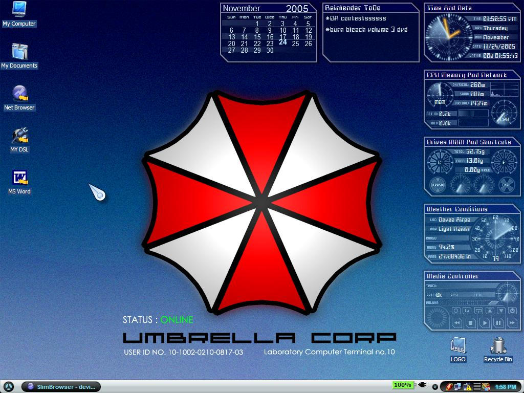 Best Umbrella Corporation Theme Free Download: Florence Duomo