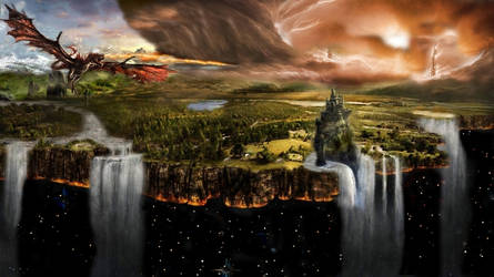 Dragon Fantasy by MindStep