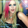 Avril - Hot - movie lights by kaisumi23
