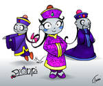 Citizens of Sarasaland: Pionpi