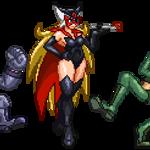 Doronjo and gang by bot-chan