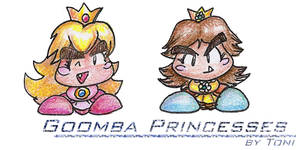 Goomba Princesses