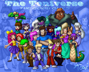 Toniverse - The good guys v0.5 by bot-chan