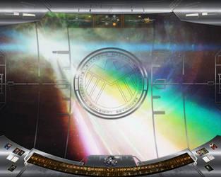 SHIELD Bridge 03 : Rainmeter Theme by edreyes