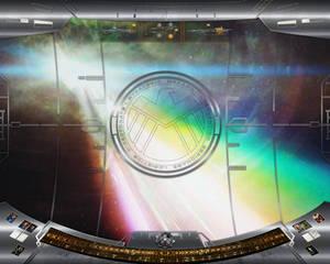 SHIELD Bridge 03 : Rainmeter Theme