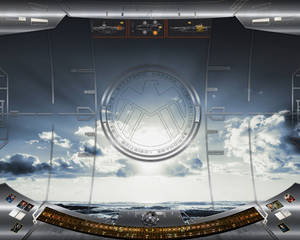SHIELD Bridge 06 : Rainmeter Theme