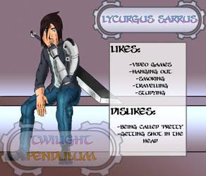 Lycurgus Sarrus