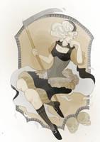 Susan Sto Helit by cvrnk