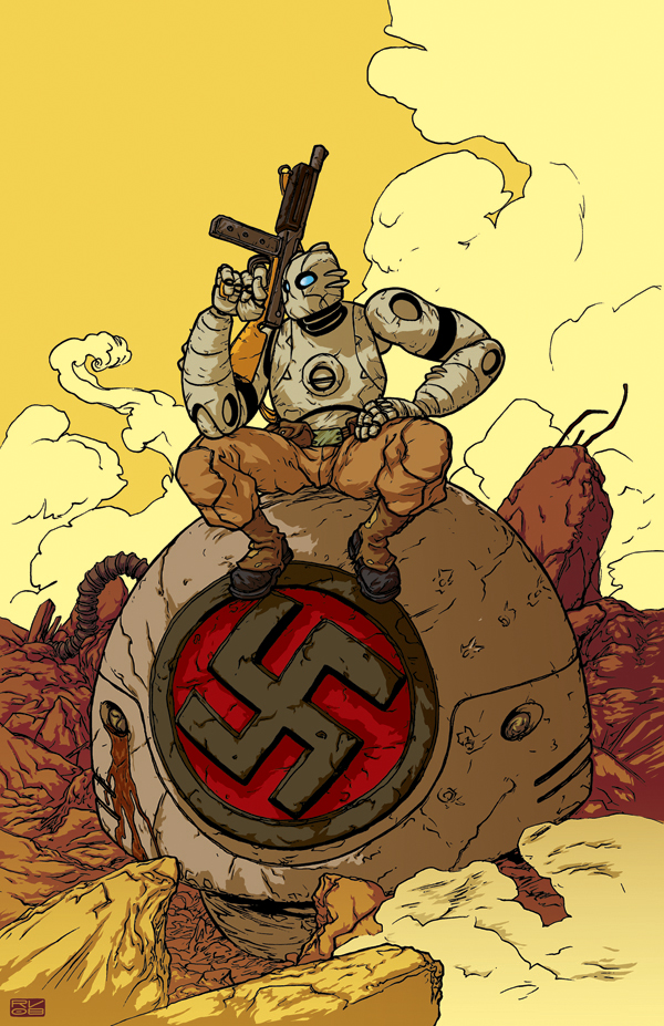 <b>atomic robo</b> - Google Search | <b>Atomic Robo</b> | Pinterest | Search and ...