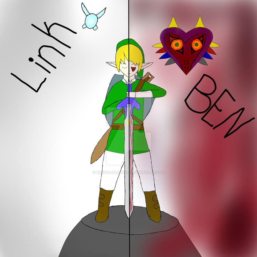 Linkben Drowned By Elvira Slender On Deviantart