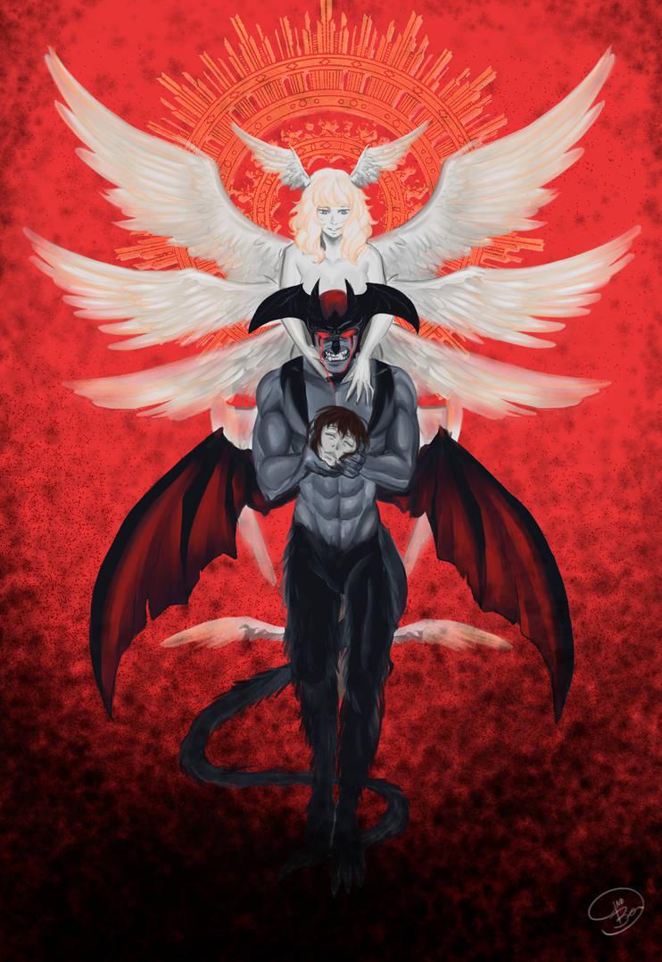 Devilman Crybaby by Kyotox33JDI