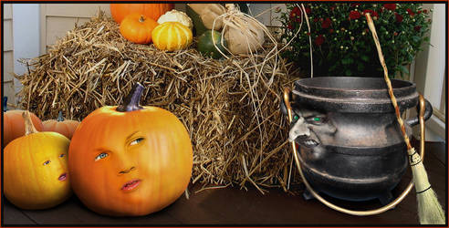 Halloween Face Off