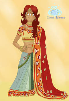 Hindu dress