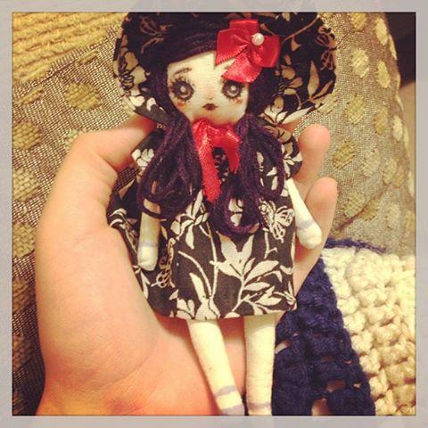 My First Bunka Doll by SaraLynnArt