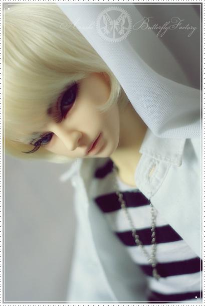 Angel boy by Mar-la