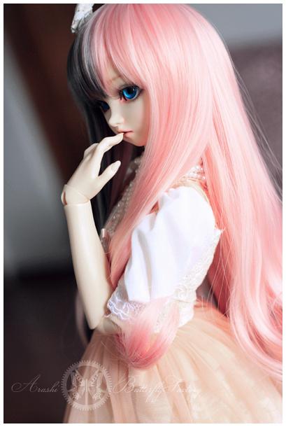 Pretty in Pink by Mar-la