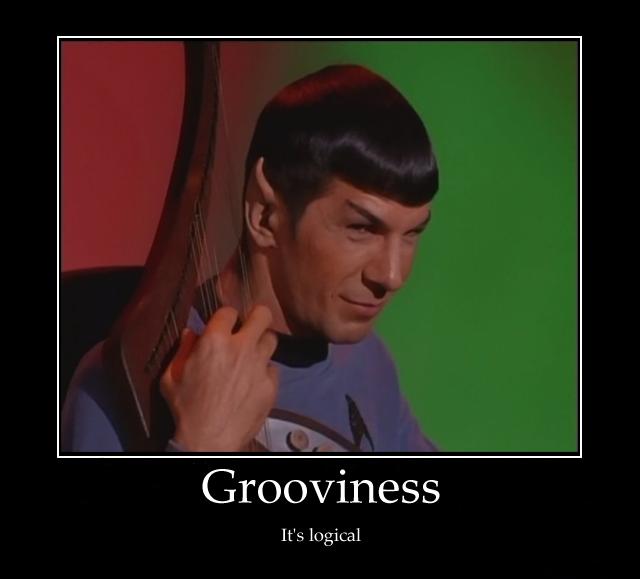 Groovy Spock by RoboInvisaBunny