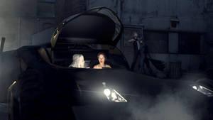 The New Car by JohnFitzSquirrel