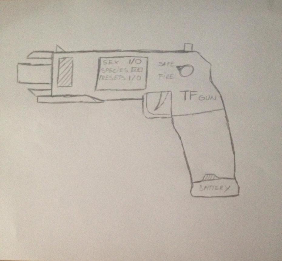 TF/TG gun by COOL244