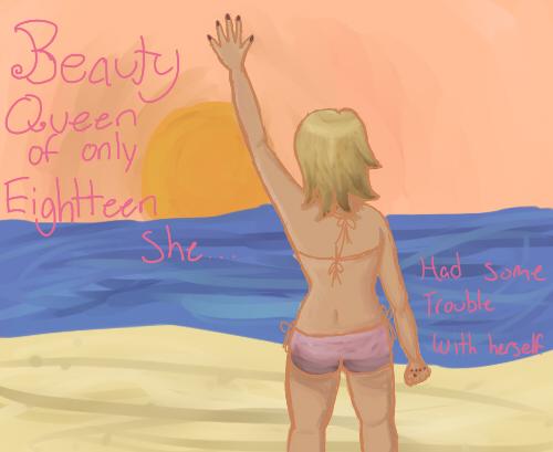 Beauty queen by Kura4ever101