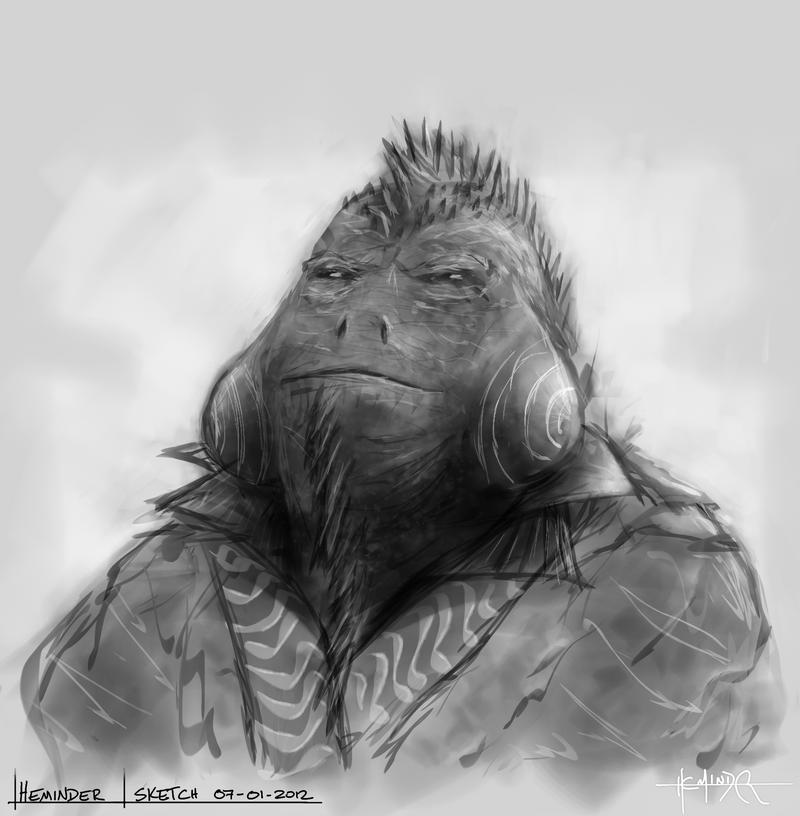 sketch 070112 by heminder