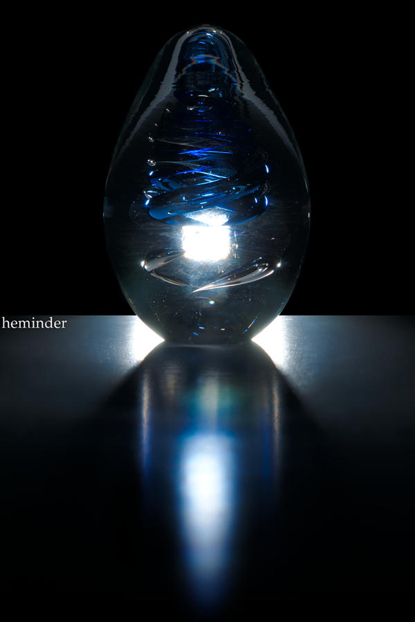 Magical Crystal Egg Of Mysteriousness by heminder