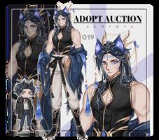 [open] ADOPT AUCTION (Xxororx) 019 by xxororx