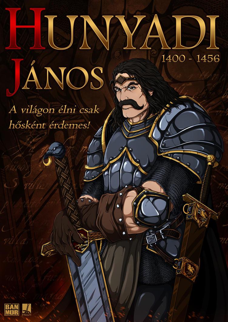 Hunyadi Janos by Symerinart