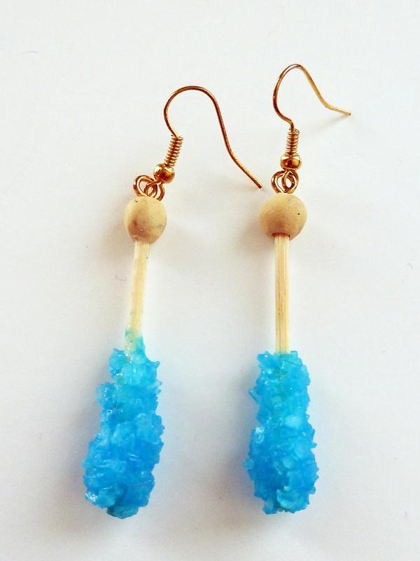 Rock Candy Earrings by Rhyara