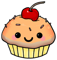 Cupcake by SorrenFey