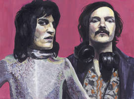 The Mighty Boosh by bec1989