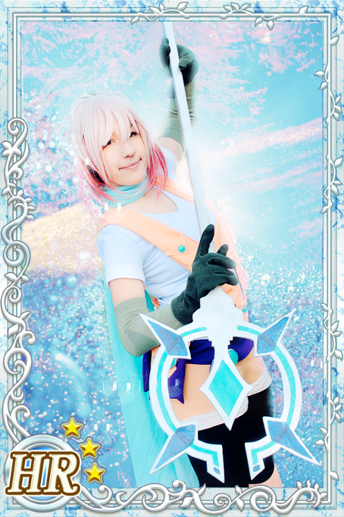 Pascal Tales of Graces cosplay - Kizna Card by Giacchan