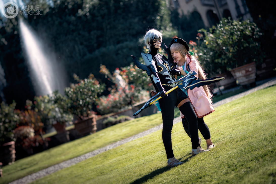 Tales of Xillia 2 Elle Ludger Cosplay - For you by Giacchan