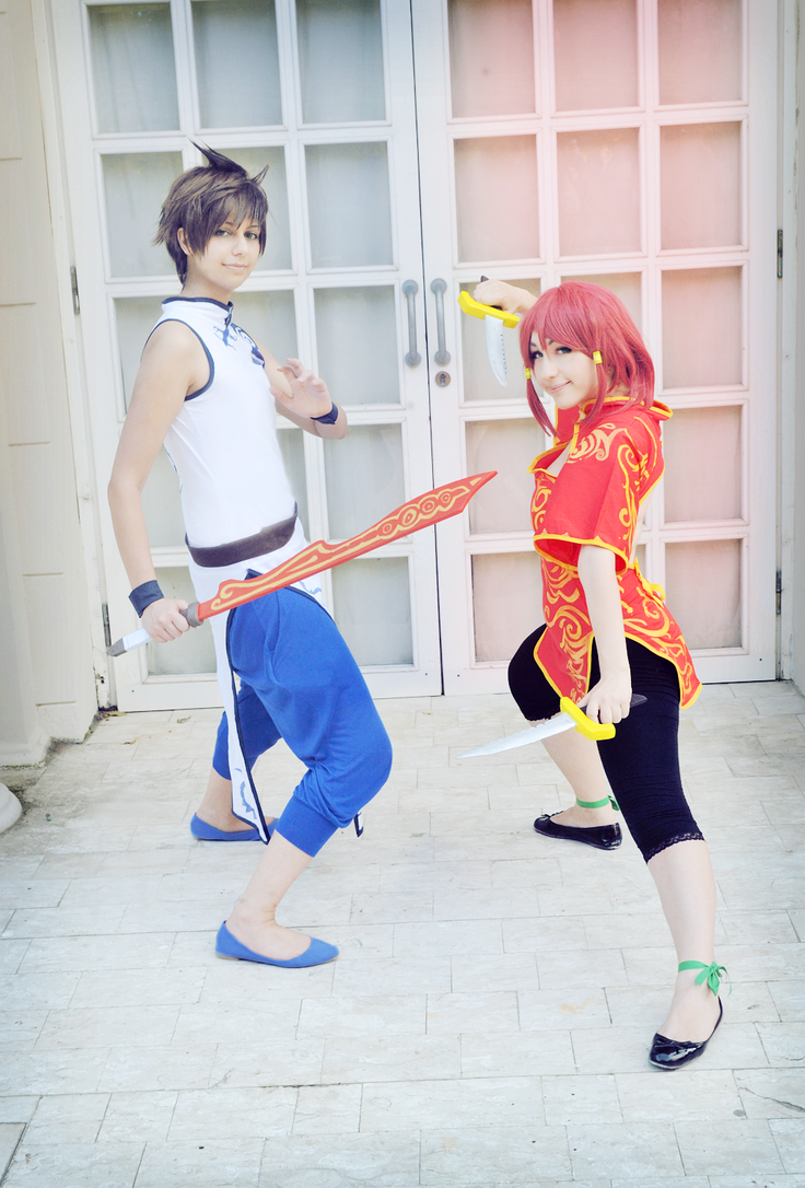 Sorey Rose Tales of Zestiria Cosplay by Giacchan