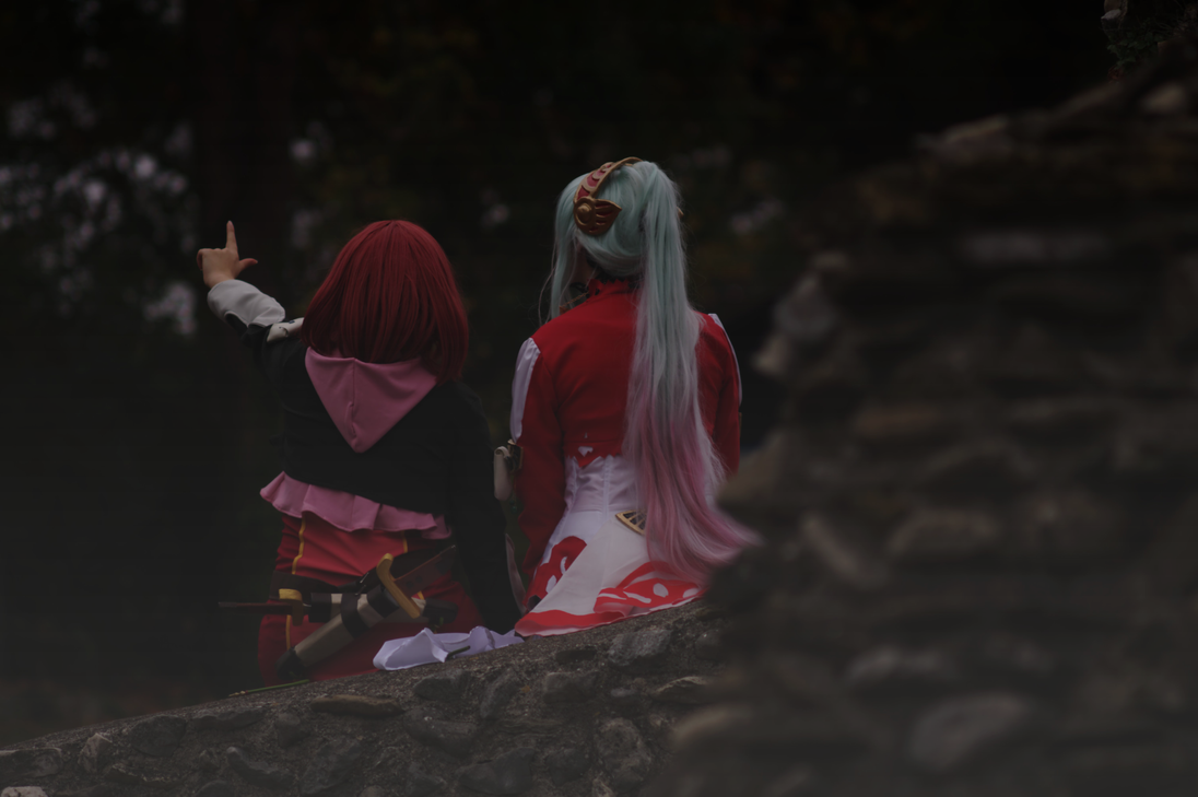 Lailah Rose Tales of Zestiria Cosplay by Giacchan