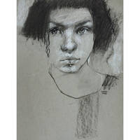 Charcoal and.. by derekjones