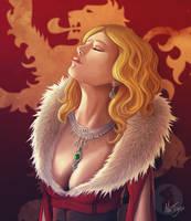 Cersei Lannister by Mini-Tigress