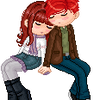 Just wanna be with you by pinky-obaa-chan