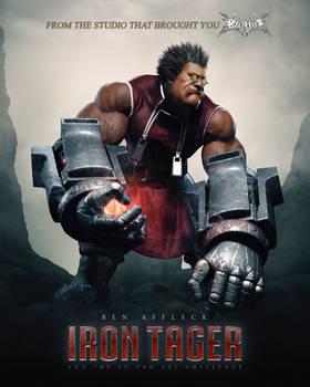 IRON SWAGGER - Blazblue Fan Art