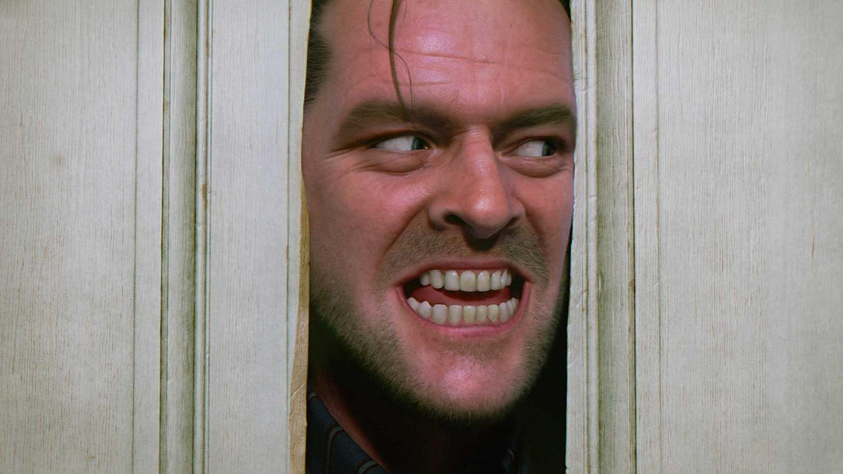 Heeeeere's Johnny by MarkVano