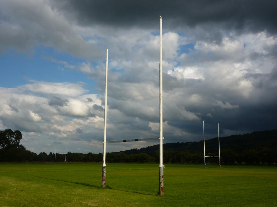 Rugby Field Wallpaper ...