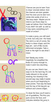 How To Draw Ponies Tutorial
