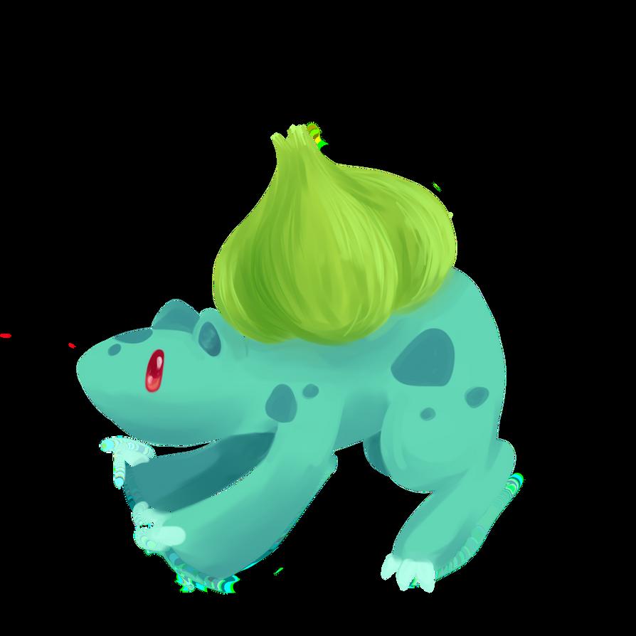Bulbasaur by Shadestepwarrior