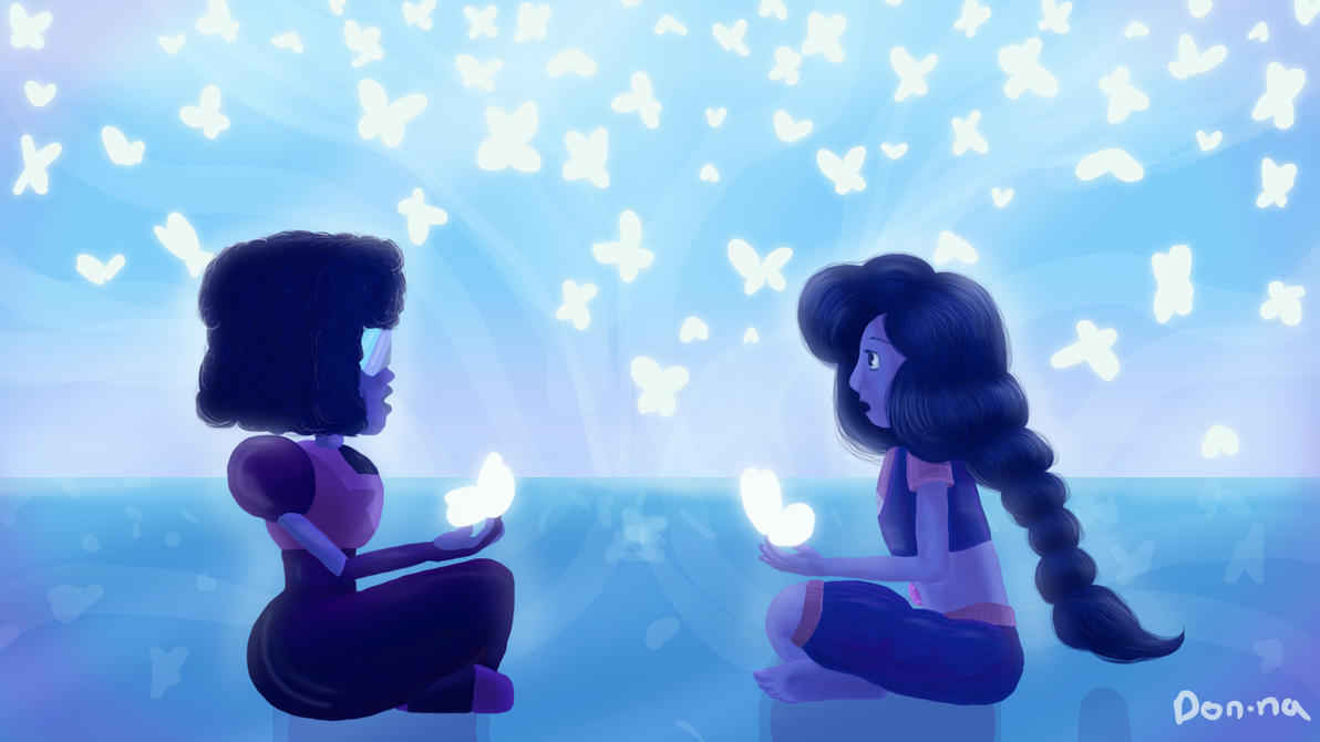 Here's  some Steven Universe drawing
