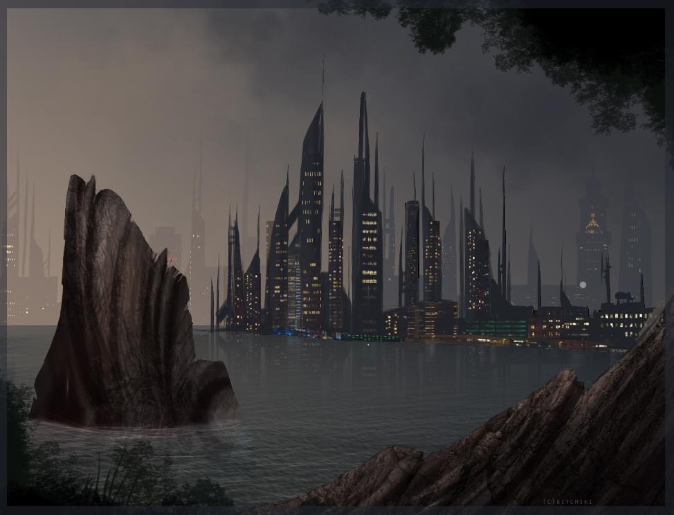 New Worlds by Kitchiki
