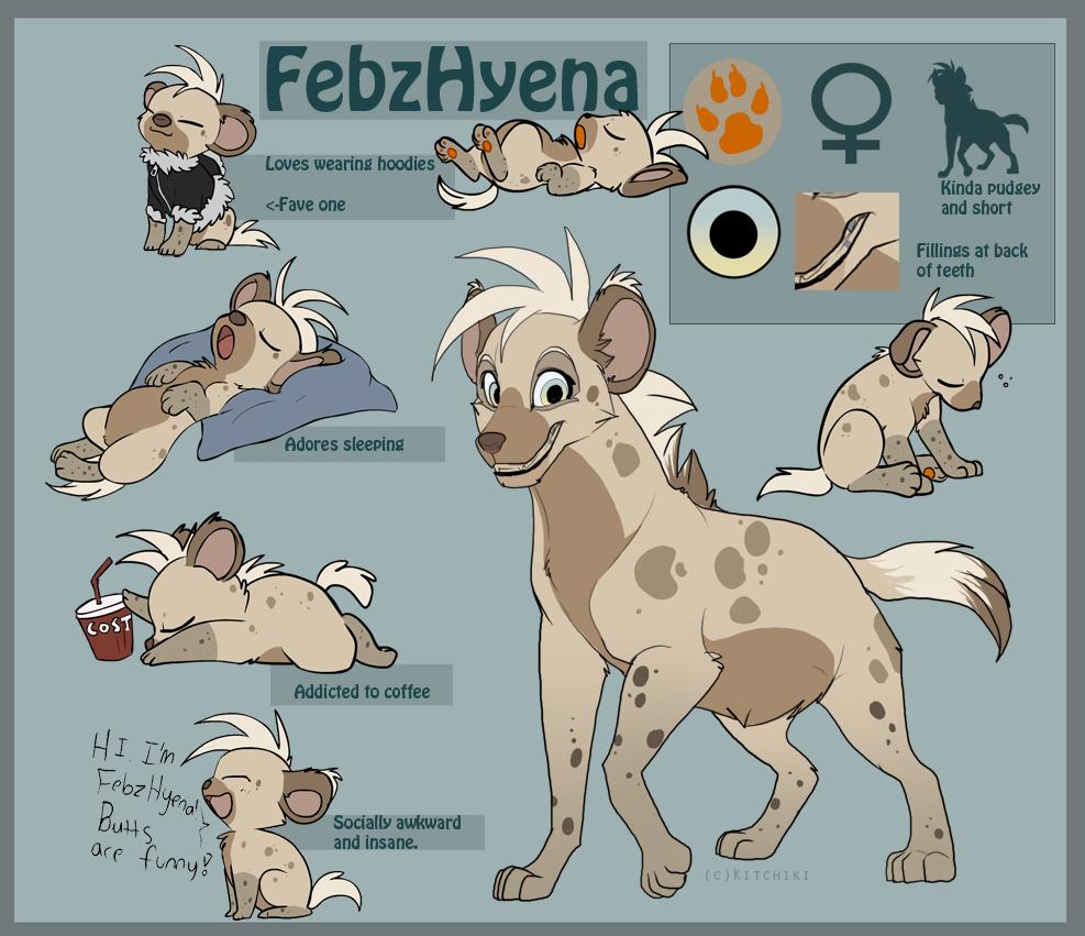 FebzHyena-Reference by Kitchiki