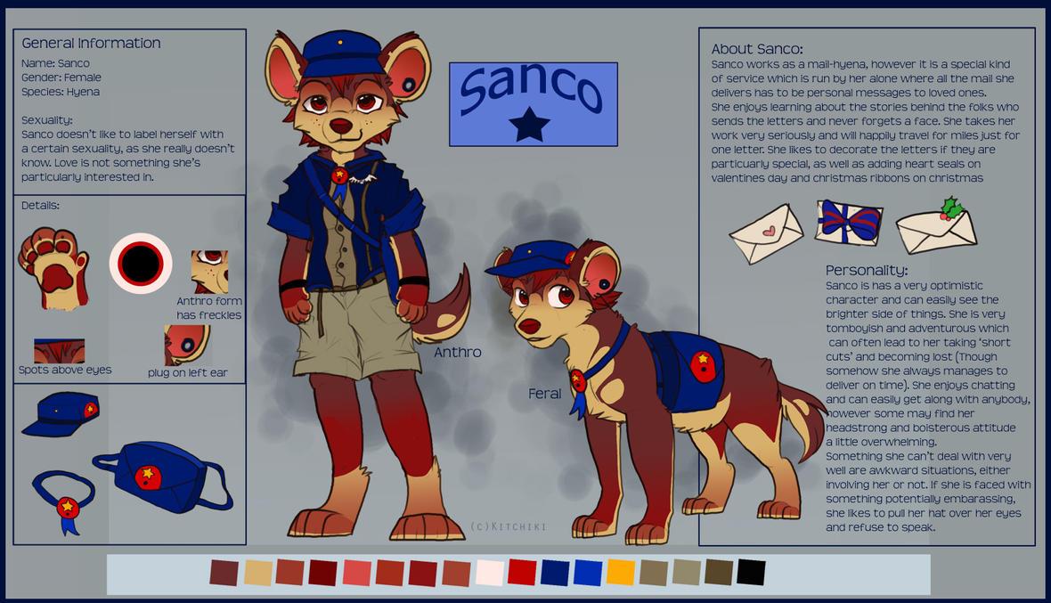 Sanco-Reference by Kitchiki