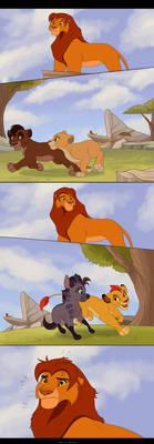Simba's Dilemma